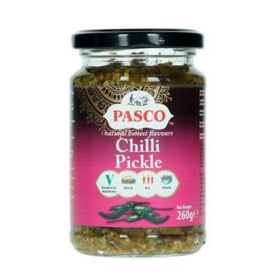 marineeritud tsilli ehk chilli pickle