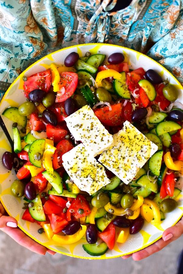 kreeka salat